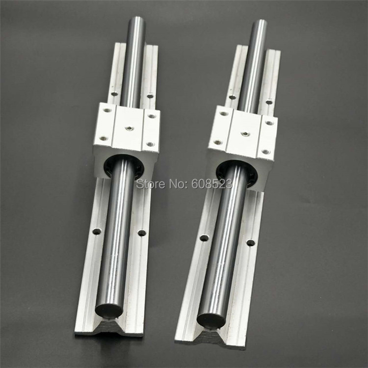 2-Set-SBR20-1000mm-20-MM-FULLY-SUPPORTED-LINEAR-RAIL-SHAFT-ROD-with-4-SBR20UU